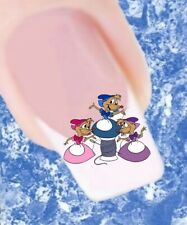 20 Nail Tattoos Cinderella 357 Sticker Nailart