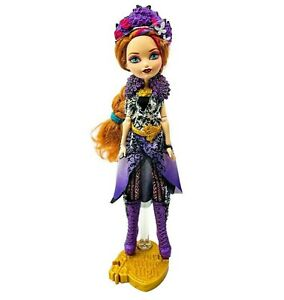 """Ever After High Holly O Hair Spring Unsprung 11.5"""" Doll"""