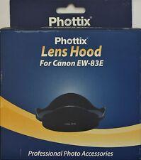 Paraluce Phottix EW-83J per Canon 17-40L, 20-35 USM, 16-35L, 10-22 USM
