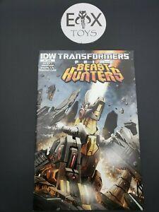 Transformers Prime: Beast Hunters # 1 IDW Comics 2013