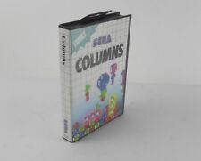 COLUMNS GAMES SEGA MEGA DRIVE 1990 made in japan