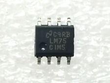 LM75CIM-5 NSC SENSOR TEMPERATURE I2C 8SOIC 10 PIECES