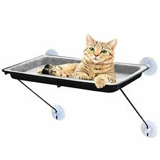 New listing Copachi Pet Window Hammock Cat Bed,Cat Perch with Suction Cups Holds Up to lbs C