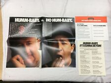 Vintage San Francisco Giants SF  Humm Baby Poster Roger Craig 1987 Tickets