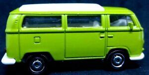 Matchbox 1970 VW Volkswagen BUS VAN Kombi Bulli T2 Camper Kombi Motorhome