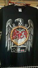 SLAYER heavy metal parody shirt. Nintendo video games