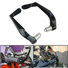 """Universal 7/8"""" CNC 3D Brake Clutch Lever Protector Guard Bar Ends for Handlebars"""