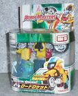 Transformers Takara Robot Masters ROAD ROCKET Complete w open box RM18