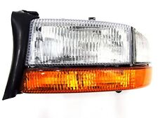 for 1997 2004 Dodge Dakota Left Driver Headlamp Headlight