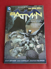 Batman - Volume 1 - The Court of Owls - Scott Snyder, Greg Capullo - DC Comics
