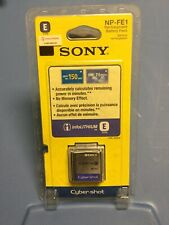 Sony NP-FE1 InfoLithium E Type Rechargeable Battery *NEW*