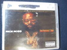 God Forgives, I Don't Explicit Lyrics Rick Ross [Audio CD]