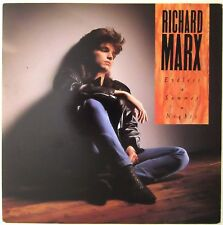 "RICHARD MARX Endless Summer Nights / Have Mercy 7"" 45 single 1988 EX/NM"