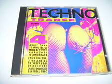 Techno Trance 4 * EARLY HARDCORE CD ARCADE HOLLAND 1993 *
