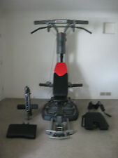 BOWFLEX ULTIMATE 2 MACHINE HOME GYM 310LB PREACHER SQUAT LAT TOWER ROWING LEGS