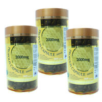 3 x Homart Spring Leaf Propolis Capsules  2000mg 365 caps Natural Immune Support