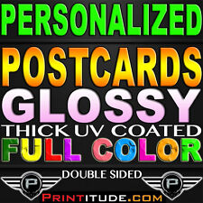 """EDDM 5000 POSTCARDS 8""""x10"""" FULL COLOR GLOSSY 2 SIDED 8X10 Every Door Direct Mail"""