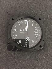 United Instruments 5934P-3 Aircraft Altimeter TSO Overhauled 2016