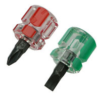 UK_ EY_ WO_ FT- Precision Mini Anti-Slip Bits Cross-head Type Screwdriver Magnet