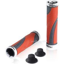 XLC s23 Sportive 'bo2' lock on pinzamientos MTB MANILLAR BICI pinzamiento schraubgriffe rojo