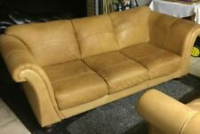 John Lewis Leather Up to 3 Seat Sofas