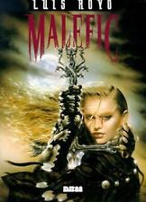 Malefic by Luis Royo (1997, Paperback)