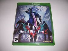Original Box Case Replacement Microsoft Xbox One XB1 Devil May Cry 5 Five