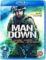 Man Down [Blu-ray] [DVD][Region 2]