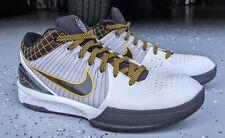 Nike Zoom Kobe IV 4 Protro Del Sol POP Size 8 100% authentic