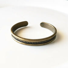 New Lucky Brand Open Bangle Cuff Gift Vintage Women Party Sea Holiday Jewelry