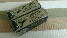 Sylvania Gold Brand Electronic Tube GB-5654