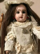 Tête Jumeau open Mouth Pressed Bisque Doll size 31 Cm