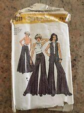 Vintage Simplicity Pattern 5611, Size 10