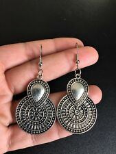 Earrings Ethnic Boho Tribal Bohemian Kuchi E1124