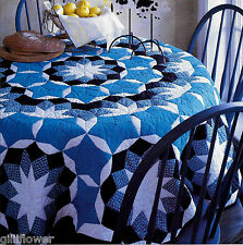 COOL AND BOLD  PATCHWORK  VINTAGE QUILT PATTERN