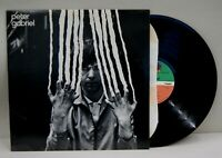 "Peter Gabriel ""SCRATCH"" LP Vinyl Record 1978 Original Pressing, NM/EX+, R-0289"