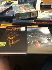 an American Werewolf in London Dvd ~ Limited Edition Glow in the Dark Art