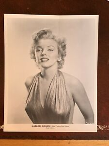 Marilyn Monroe Photo Print 10x8 In Good Condition