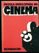 MADERA NUCCIO PICCOLA ENCICLOPEDIA DEL CINEMA MONDADORI 1974