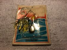 Red River Shake Rattle & Roll Spinner Bait Old Fishing Lure 4