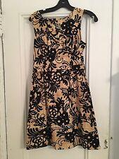 Anthropologie Tabitha Dress Sz 4