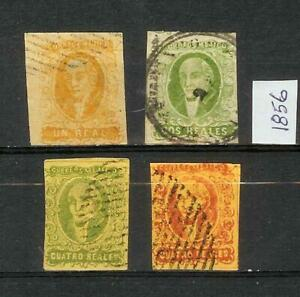 MEXIKO   MEXICO   1856   OLD   STAMP   SELECTION