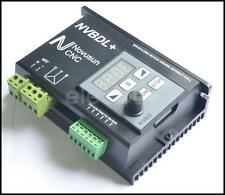 NVBDL+ Brushless Spindle Motor Driver CNC Control No Hall for Engraving Machine