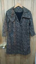 Atmosphere Leopard print coat 3/4 sleeves size 10