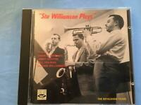 Stu Williamson Plays - featuring Charlie Mariano & more + Red Rodney 1957..2 CDs