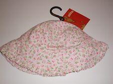Royal Doulton Bunnykins Girls Flower Design Sun Hat Brand New Size 00-0 Baby
