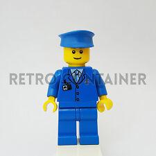LEGO Minifigures - 1x air046 - Airways Pilot - Airport Omino Minifig 5933 9348