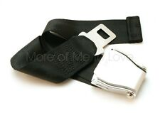 "8-25"" Adjustable Airplane Seat Belt Extension  - Fits 99% - E4 Safety Certified!"