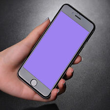 4D Full Coverage Blue Ray Tempered Glass Screen Protector For iPhone 6 7 Plus
