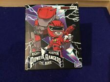 MIGHTY MORPHIN' POWER RANGERS THE MOVIE ACTION VINYL BLIND BOX NEW NEVER OPENED!
